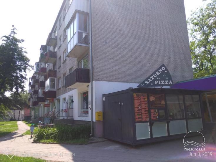 Cosy Apartment - jaukių apartamentų nuoma Klaipėdoje - 31