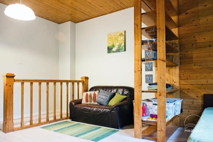 Cosy Apartment - apartamentų nuoma Klaipėdoje - 8