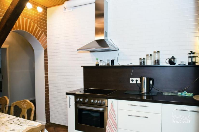 Cosy Apartment - jaukių apartamentų nuoma Klaipėdoje - 12