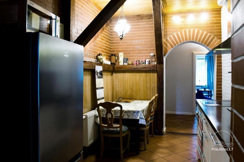 Cosy Apartment - jaukių apartamentų nuoma Klaipėdoje - 13