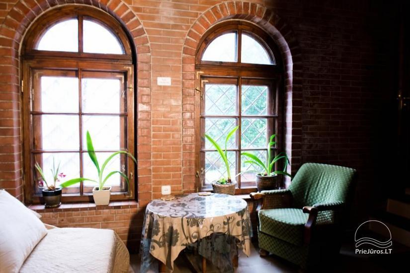Cosy Apartment - jaukių apartamentų nuoma Klaipėdoje - 14