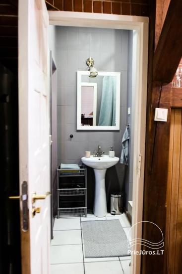 Cosy Apartment - jaukių apartamentų nuoma Klaipėdoje - 16