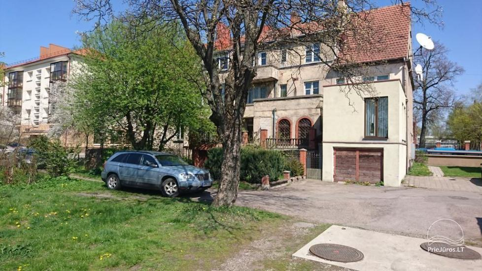 Cosy Apartment - jaukių apartamentų nuoma Klaipėdoje - 18
