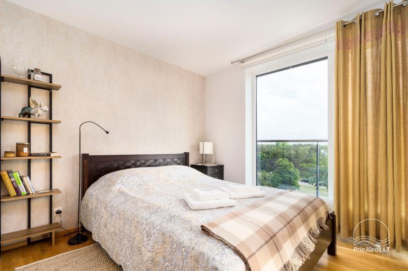 Vasaros namai - naujai įrengti apartamentai su terasa Jūsų poilsiui - 9