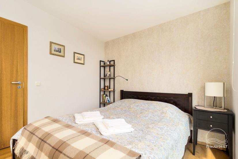 Vasaros namai - naujai įrengti apartamentai su terasa Jūsų poilsiui - 10
