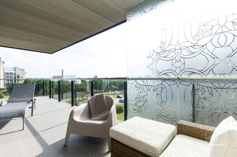 Vasaros namai - naujai įrengti apartamentai su terasa Jūsų poilsiui - 5