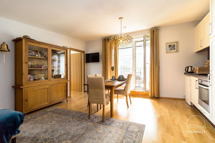 Vasaros namai - naujai įrengti apartamentai su terasa Jūsų poilsiui - 4