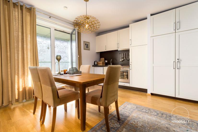 Vasaros namai - naujai įrengti apartamentai su terasa Jūsų poilsiui - 3