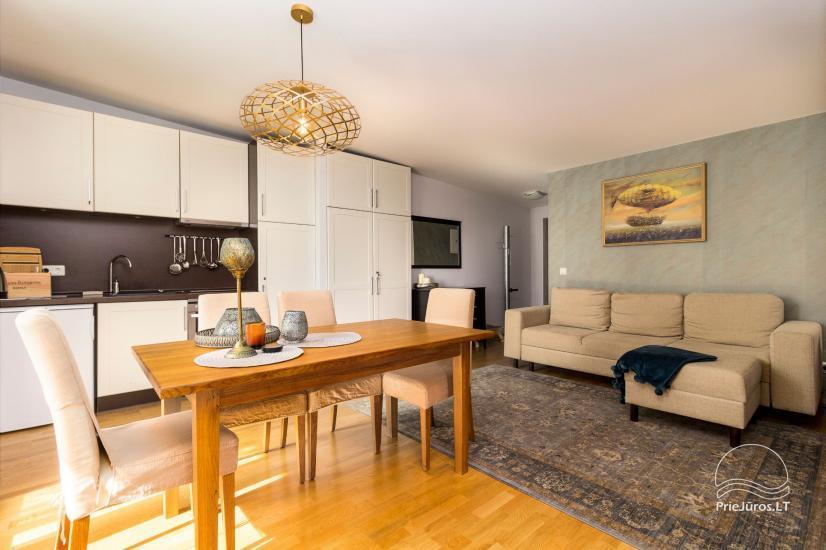 Vasaros namai - naujai įrengti apartamentai su terasa Jūsų poilsiui - 1