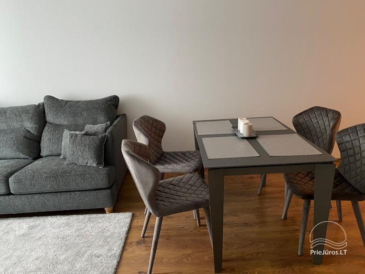 Dviejų kambarių apartamentai pačiame Nidos centre - 2