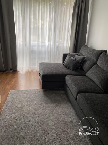 Dviejų kambarių apartamentai pačiame Nidos centre - 3