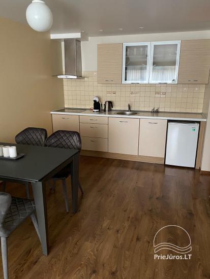Dviejų kambarių apartamentai pačiame Nidos centre - 6