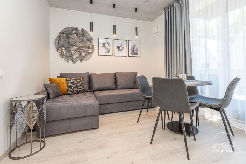 Cosy furnished apartment for rest in Palanga, in Kunigiskiai - 3
