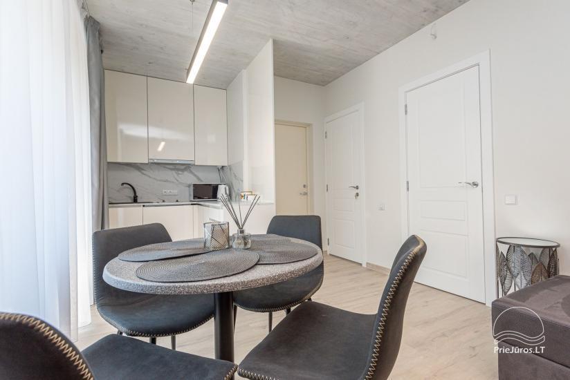 Jaukiai įrengti apartamentai Jūsų poilsiui Palangoje, Kunigškiuose - 5