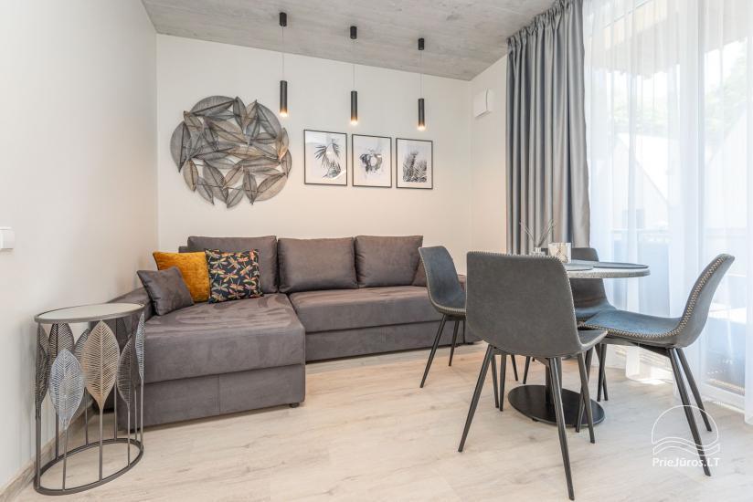 Jaukiai įrengti apartamentai Jūsų poilsiui Palangoje, Kunigškiuose - 4