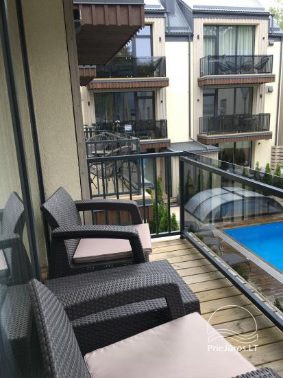 Cosy furnished apartment for rest in Palanga, in Kunigiskiai - 18