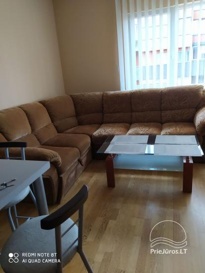 Zweizimmerwohnung zur Miete in Klaipeda