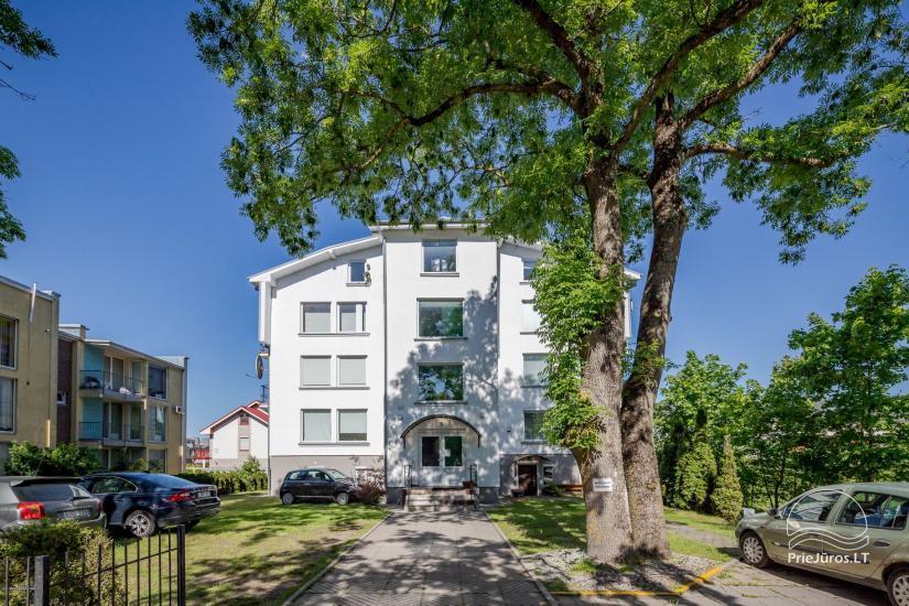 Jaukūs apartamentai Vytautas 103 nuomai Palangoje - 13