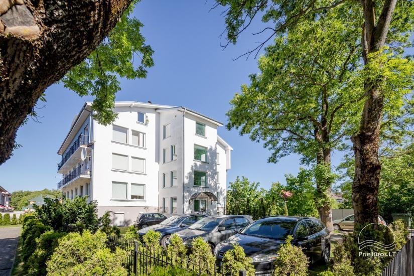 Jaukūs apartamentai Vytautas 103 nuomai Palangoje - 15