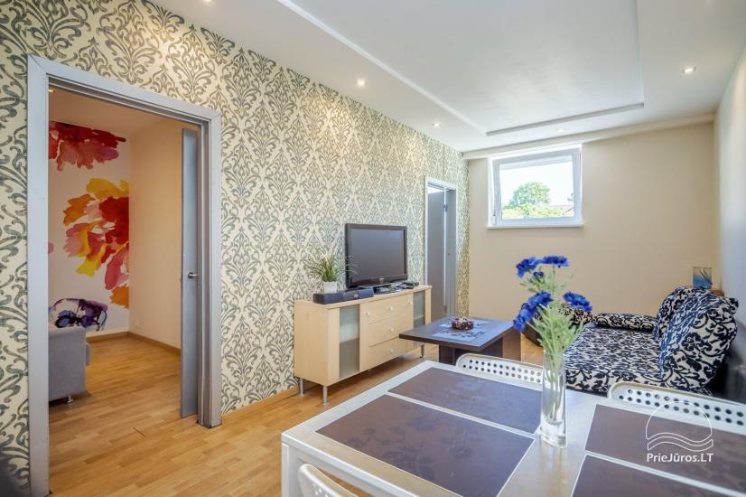 """Apartament """"Vytautas 103"""" do wynajęcia w Połądze - 1"""