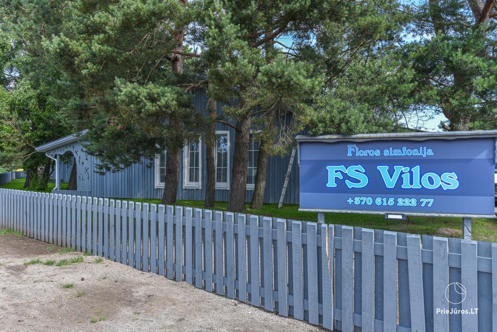F.S VILLAS in Sventoji. 200 Meter zum Meer! - 3