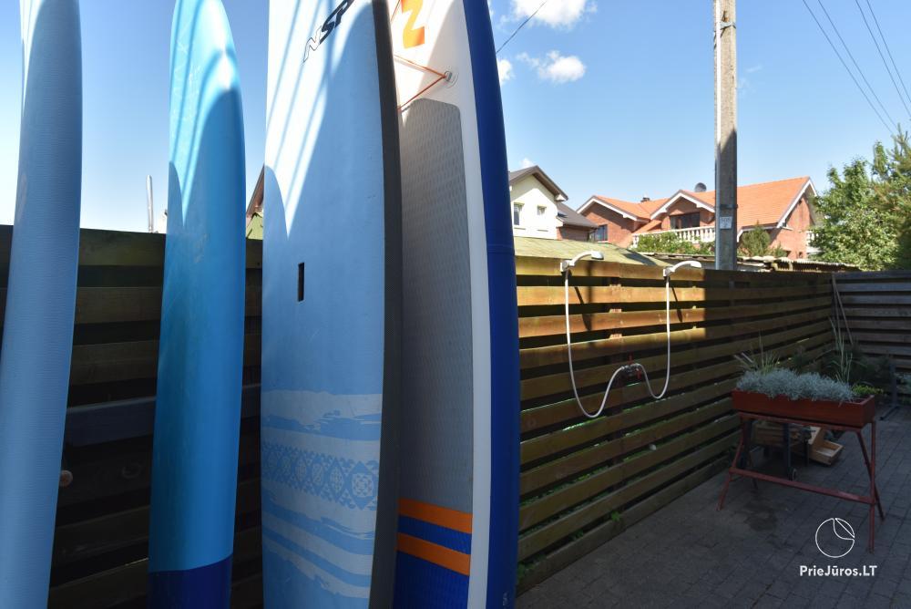 Surf House ''Dreamer's coast. Bangų mylėtojų ir svajotojų pakrantė - 31