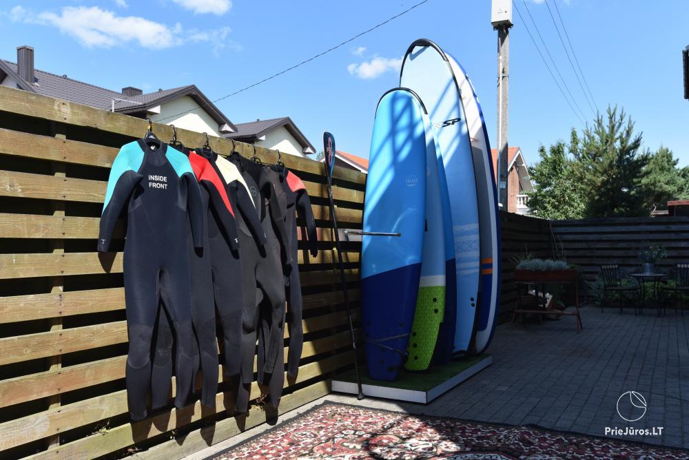 Surf House ''Dreamer's coast. Bangų mylėtojų ir svajotojų pakrantė - 30