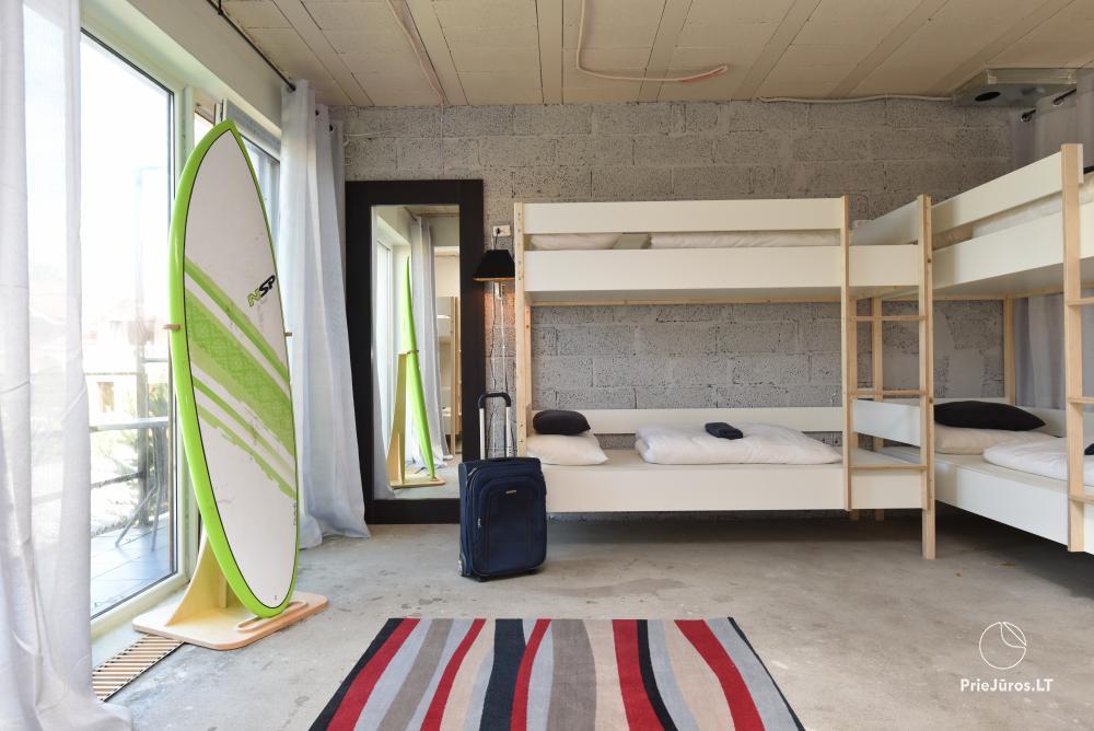 Surf House ''Dreamer's coast. Bangų mylėtojų ir svajotojų pakrantė - 21