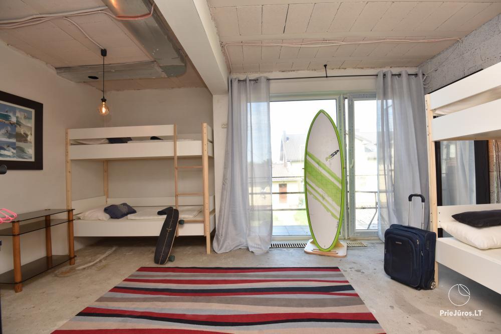 Surf House ''Dreamer's coast. Bangų mylėtojų ir svajotojų pakrantė - 20