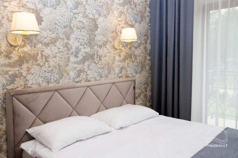 Villa Airina Palangoje - jaukiai įrengti apartamentai Jūsų poilsiui! - 2