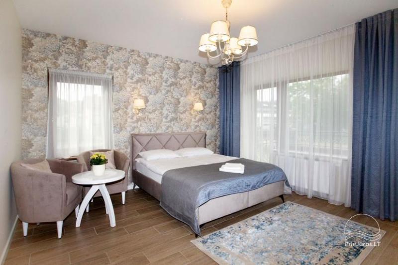 Villa Airina Palangoje - jaukiai įrengti apartamentai Jūsų poilsiui!