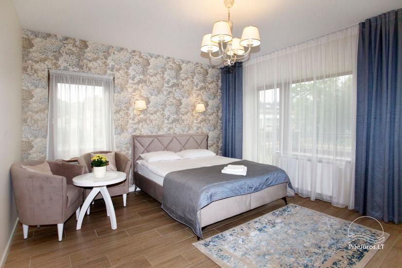 Villa Airina Palangoje - jaukiai įrengti apartamentai Jūsų poilsiui! - 1