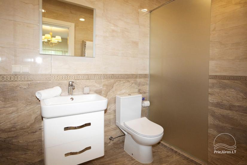 Villa Airina Palangoje - jaukiai įrengti apartamentai Jūsų poilsiui! - 9