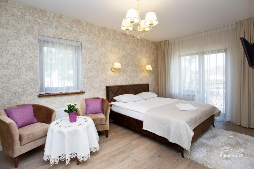 Villa Airina Palangoje - jaukiai įrengti apartamentai Jūsų poilsiui! - 4