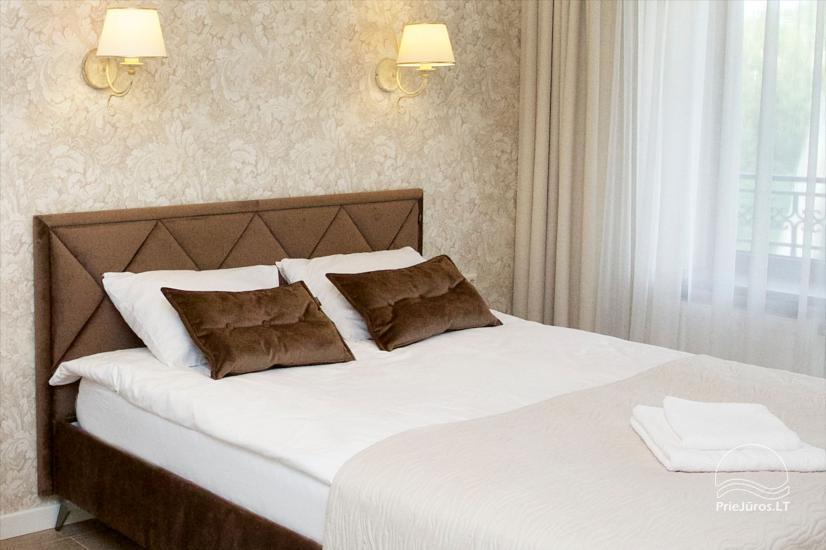 Villa Airina Palangoje - jaukiai įrengti apartamentai Jūsų poilsiui! - 6