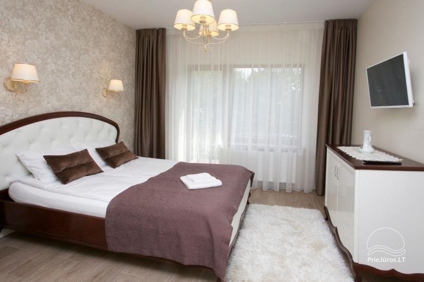 Villa Airina Palangoje - jaukiai įrengti apartamentai Jūsų poilsiui! - 5
