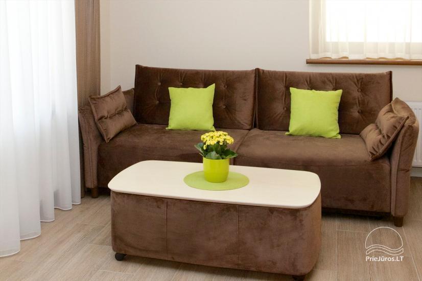 Villa Airina Palangoje - jaukiai įrengti apartamentai Jūsų poilsiui! - 8