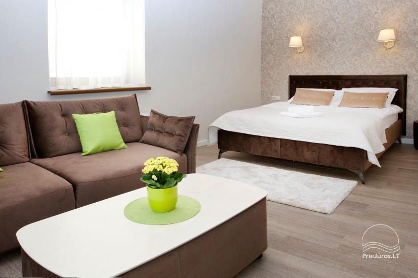 Villa Airina Palangoje - jaukiai įrengti apartamentai Jūsų poilsiui! - 7