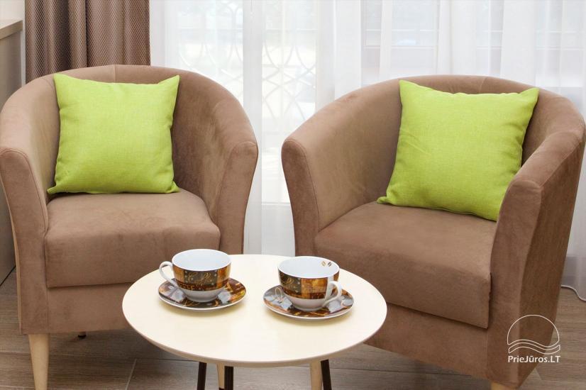 Villa Airina Palangoje - jaukiai įrengti apartamentai Jūsų poilsiui! - 11