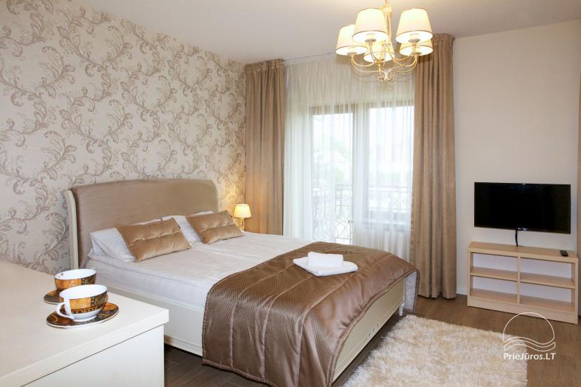 Villa Airina Palangoje - jaukiai įrengti apartamentai Jūsų poilsiui! - 12
