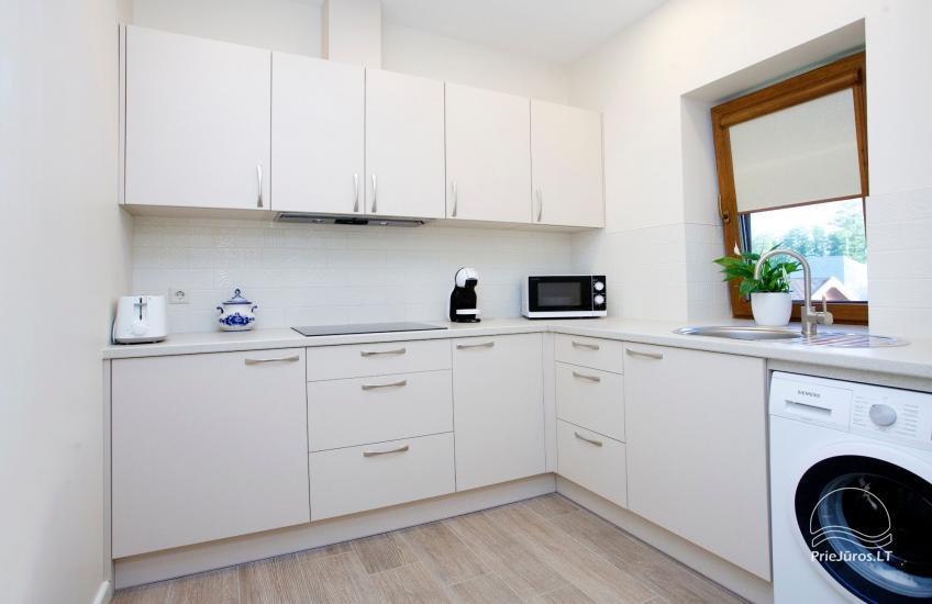 Villa Airina Palangoje - jaukiai įrengti apartamentai Jūsų poilsiui! - 3