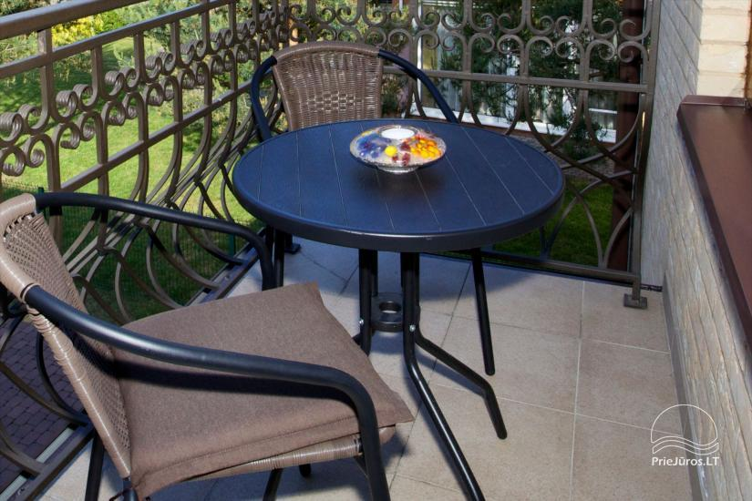 Villa Airina Palangoje - jaukiai įrengti apartamentai Jūsų poilsiui! - 13
