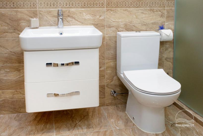 Villa Airina Palangoje - jaukiai įrengti apartamentai Jūsų poilsiui! - 15