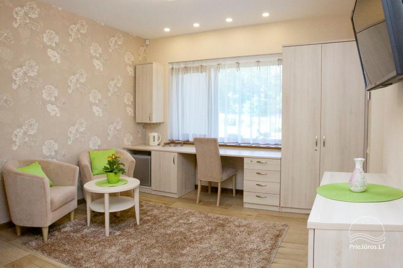 Villa Airina Palangoje - jaukiai įrengti apartamentai Jūsų poilsiui! - 10