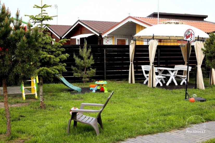 Vyturiai - holiday houses for rent in Sventoji - 26