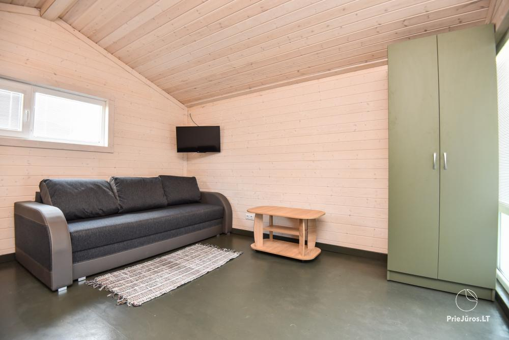 Vyturiai - holiday houses for rent in Sventoji - 15