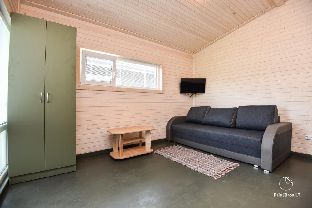 Vyturiai - holiday houses for rent in Sventoji - 9