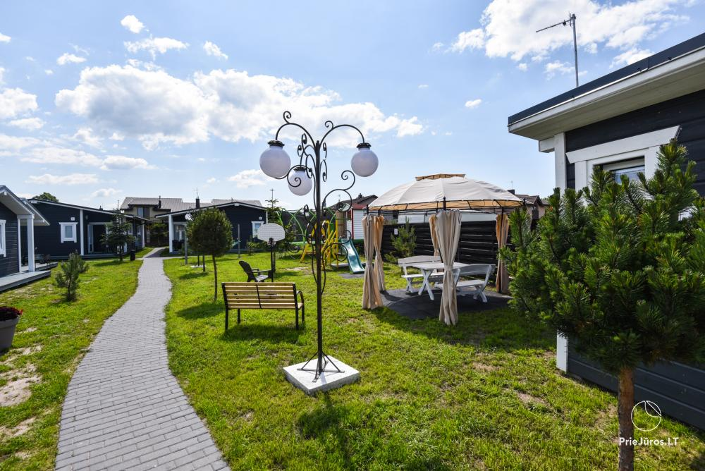 Vyturiai - holiday houses for rent in Sventoji - 21