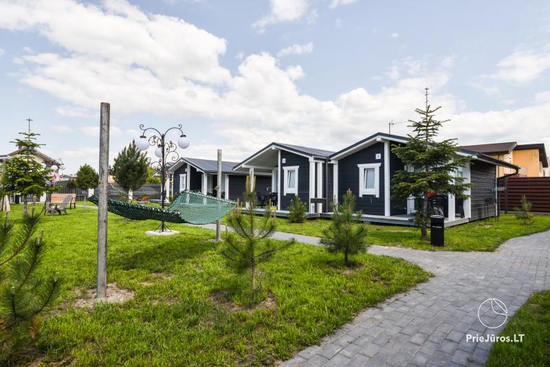 Vyturiai - namelių nuoma Šventojoje