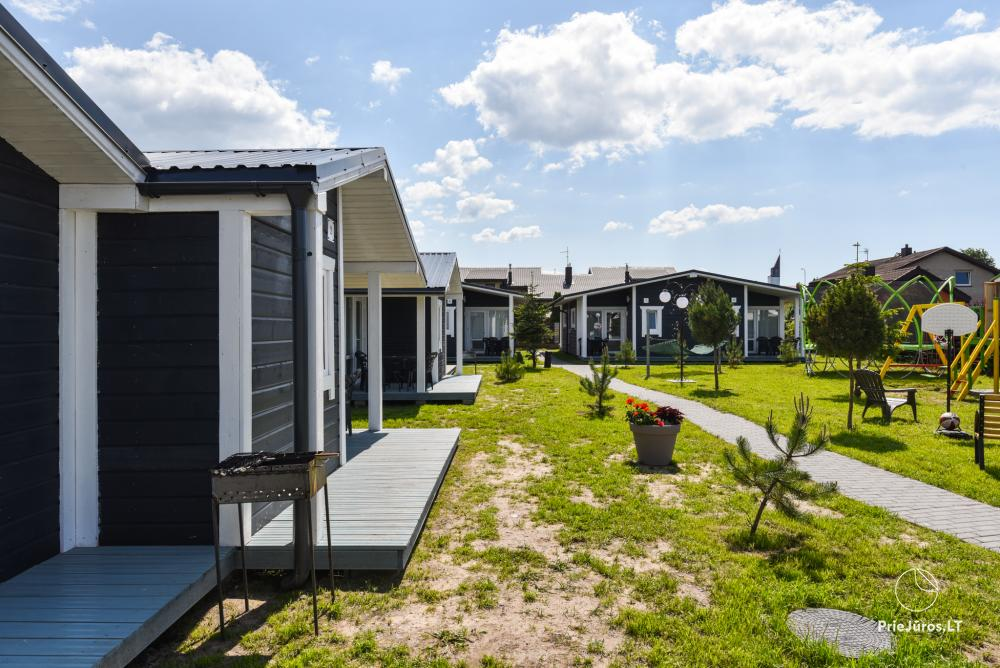 Vyturiai - holiday houses for rent in Sventoji - 3